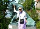 Поездка по Швеции Стокгольм и Готланд средневековый фестиваль 2009 _4
