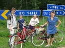 Поездка по Швеции Стокгольм и Готланд средневековый фестиваль 2009 _50