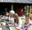 Поездка по Швеции Стокгольм и Готланд средневековый фестиваль 2009 _63